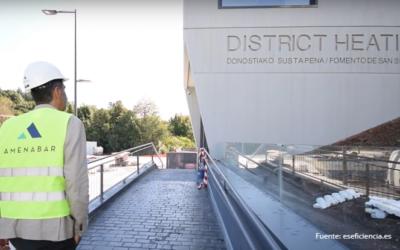Donostia-San Sebastián pone en marcha un centro de producción de Energía District Heating
